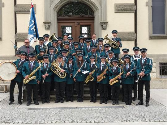Kreismusiktag 2017 in Sirnach