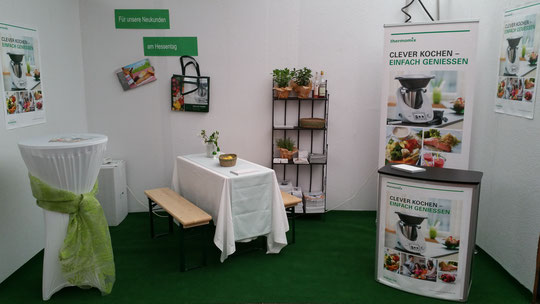 Hessentag in Herborn  Halle 6   Stand 614