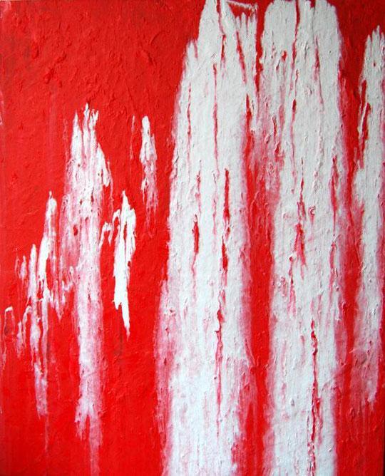 Silence - acrilico su tela - 40 X 50 - 2012