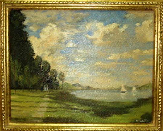 omaggio a Claude Monet