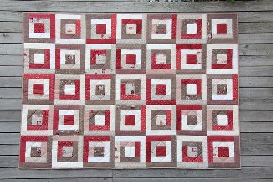 Weihnachtsquilt 2011