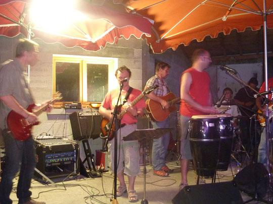 Groupe Rock Mécano Ola