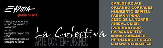 La Colectiva 2008, Diciembre