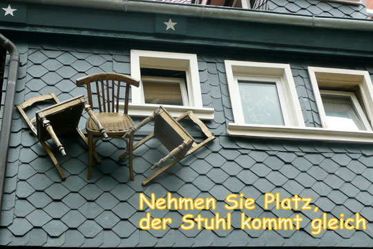Hauswand in Alsfeld