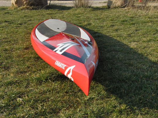 mein Race Board Fanatic 12,6