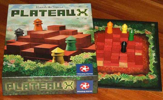 PlateauX von Winning Moves für 2-4 Spieler