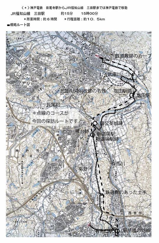 けったいな川・武庫川探訪