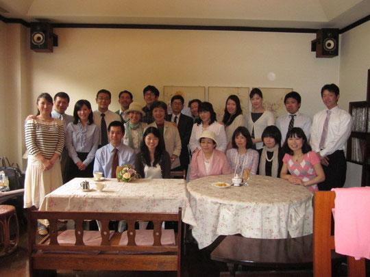 ご結婚おめでとうございます Apr.25 2012