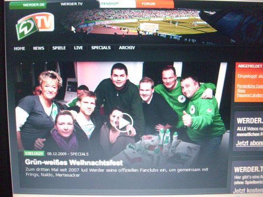 Im WERDER.TV