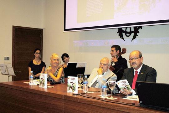 Presentación 1ª edición 11-10-2012 REAL CASINO DE MURCIA