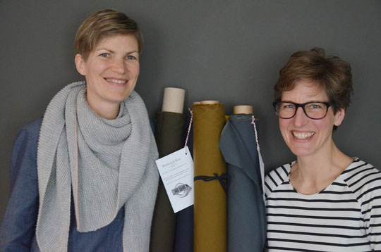 Elke Puls und Lara Eichwede © ellepuls.com