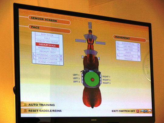 Übersicht über die Funktionen und Sensoren