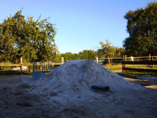 10 qbm Sand