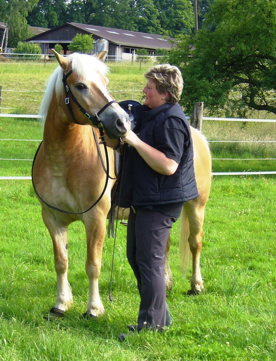 Das weltbeste Pony und ich