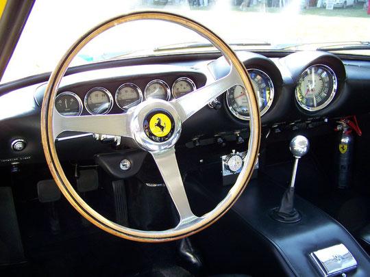 Ferrari 250 GT Lusso - by Alidarnic