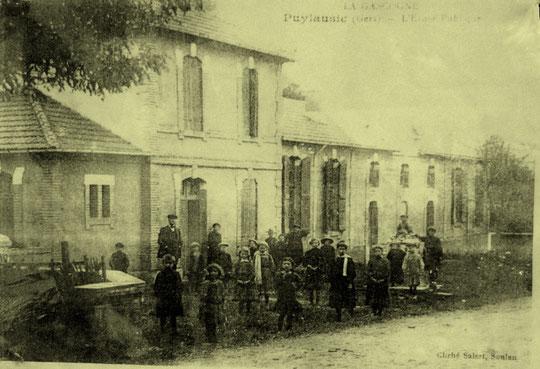 Puylausic école