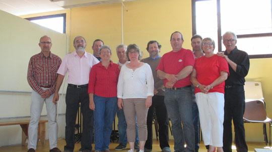 Conseil municipal de Puylausic