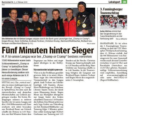 Lungauer Bezirksblatt