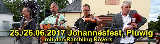 Rambling Rovers, Pluwig, Theophil Schweicher