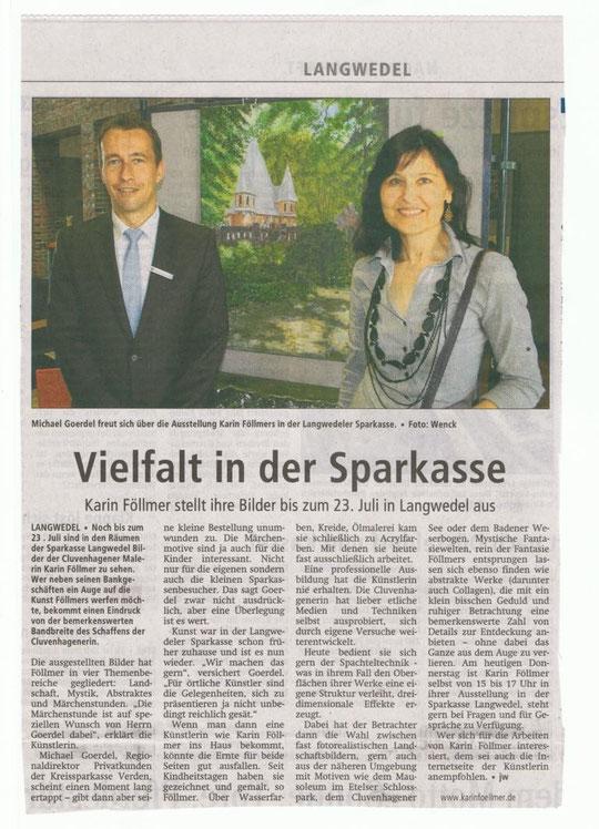 5. Juli 2012   Achimer Kreisblatt