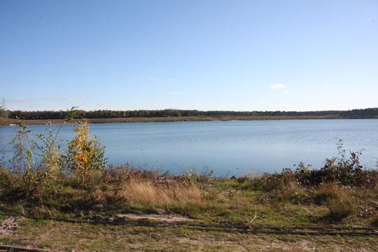 Silbersee II Oktober 2012