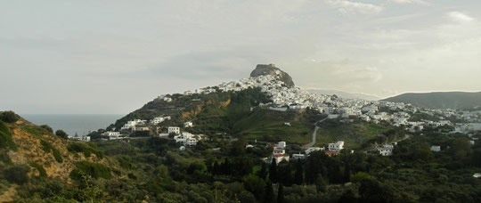 View on Chora  (click to enlarge).