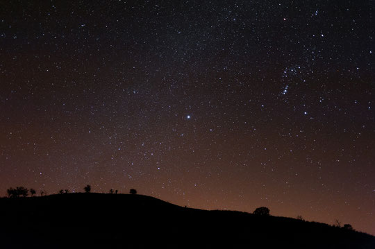 Starry sky over Portugal. © Matthijs Hollanders