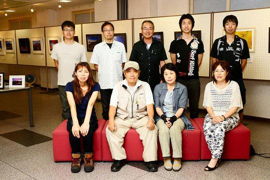 フォト写芯樹メンバー(2013.8月)