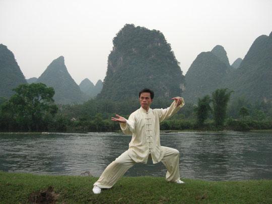 Link zur Website von Master Fu's Schule in China