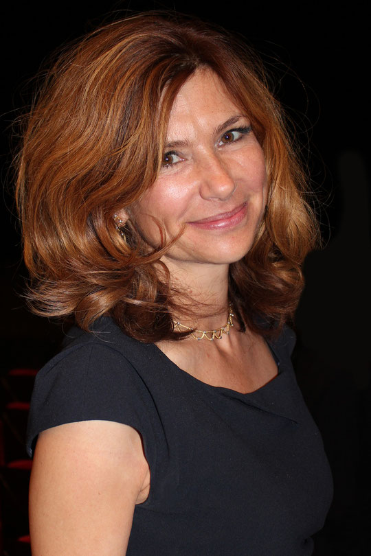 Florence PERNEL - Festival de Cannes 2011 - Photo © Anik COUBLE