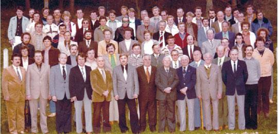 Schiedsrichtergruppe Saulgau 1980
