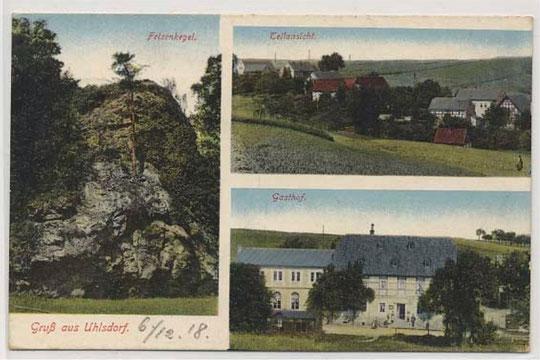 Uhlsdorf 1918
