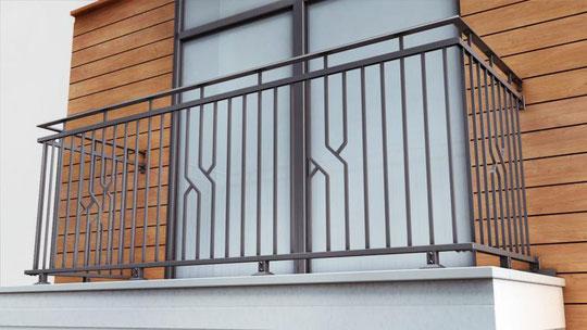 Balustrada kuta Otwock