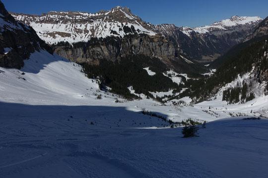 Skitour, Uri, Isenthal, Gross Schloss, Gross Rimistock, Blüemlisalpfirn, Engelberger Rotstock, Rundtour, St. Jakob, Schweiz
