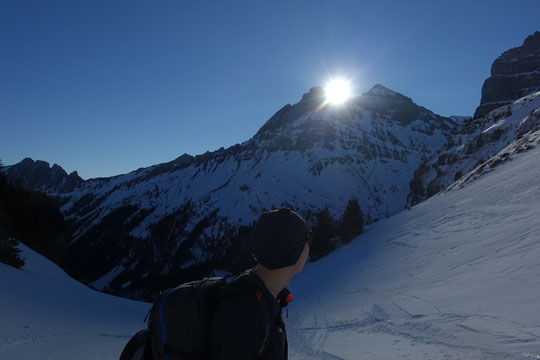 Skitour, Uri, Isenthal, Oberalp, Engelberger Rotstock, Uri Rotstock, Rundtour, St. Jakob, Schweiz