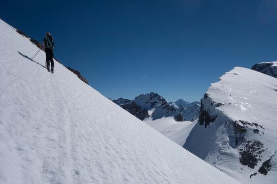 Skitour, Uri, Isenthal, Oberalp, Engelberger Rotstock, Rundtour, St. Jakob, Schweiz