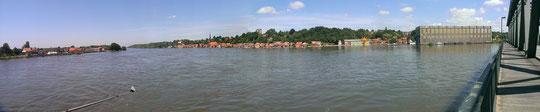 Panorama Lauenburg