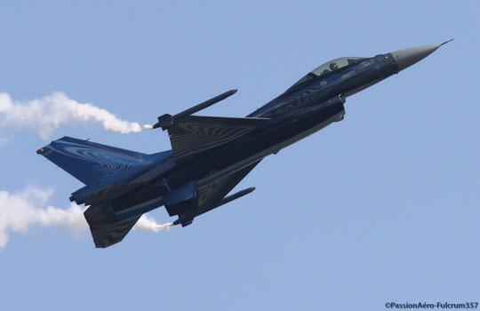 F-16 MLU Solo Belge