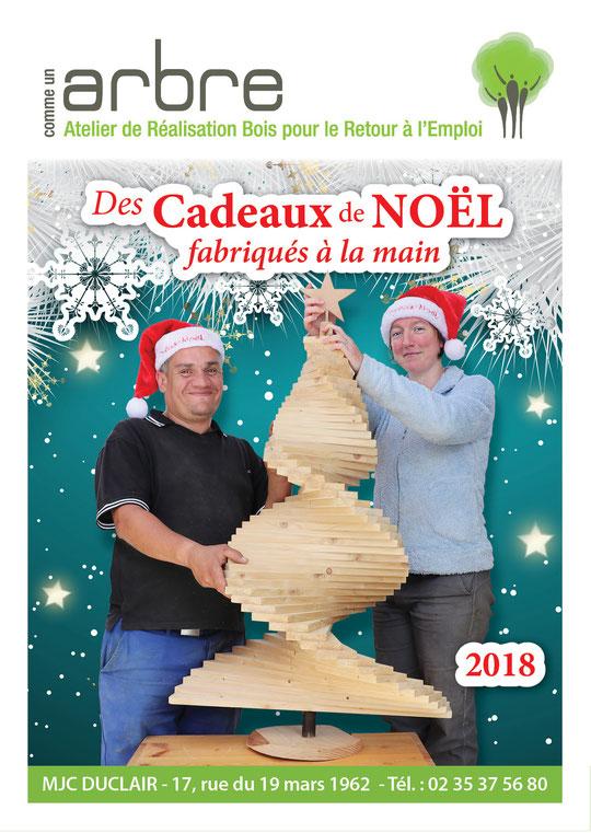 Cliquez pour télécharger le Catalogue de Nöel 2018