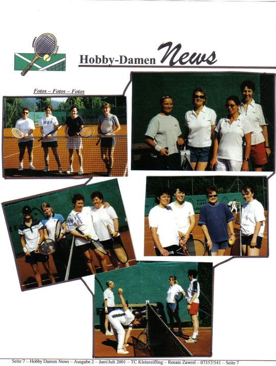 Hobbydamen 2001