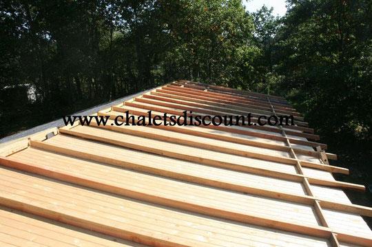 Montage plancher du toit Sygrid
