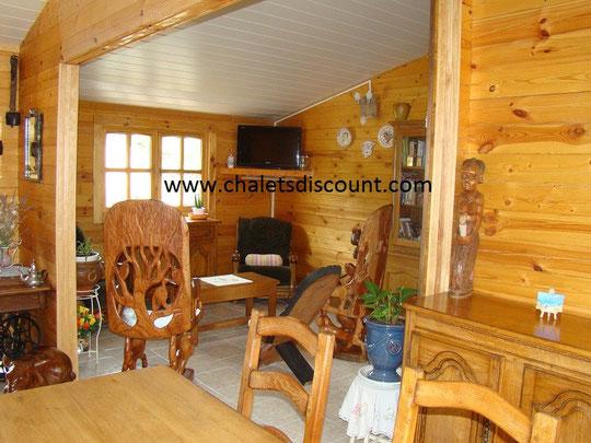 Maison bois Sygrid 91m²