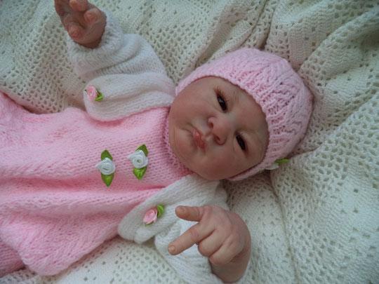 reborn doll Bjarni by Elisa Marx