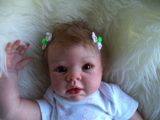 reborn doll Krista by Linda Murray