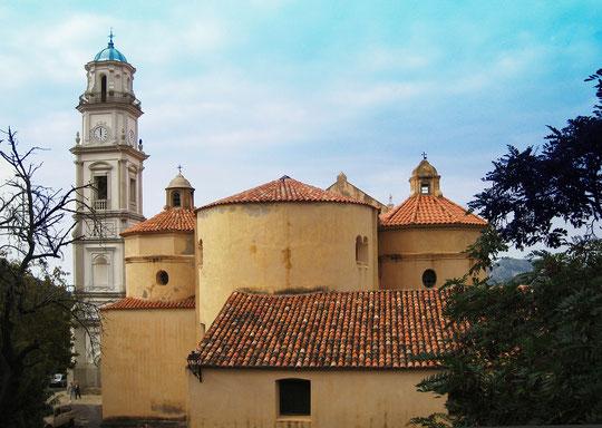 Calenzana - Eglise Saint-Blaise