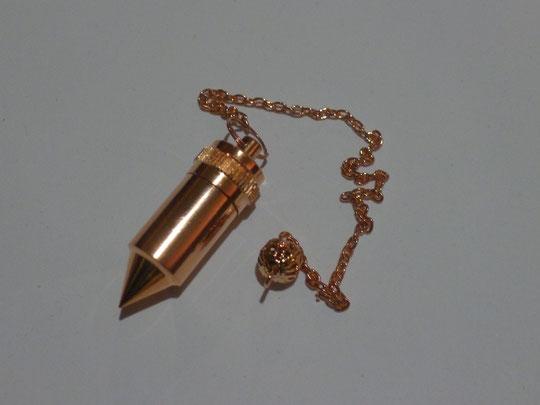pendulo de cobre con testigo   promocion  $200.00 pesos