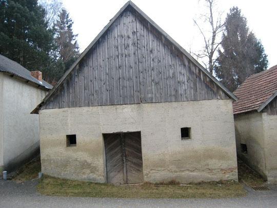 Kohlstatt - Zweites Presshaus von Ernst Inhauser
