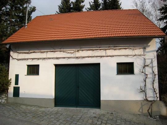 Maria Bründl-Weg - Weinkeller von Alois Gschindl