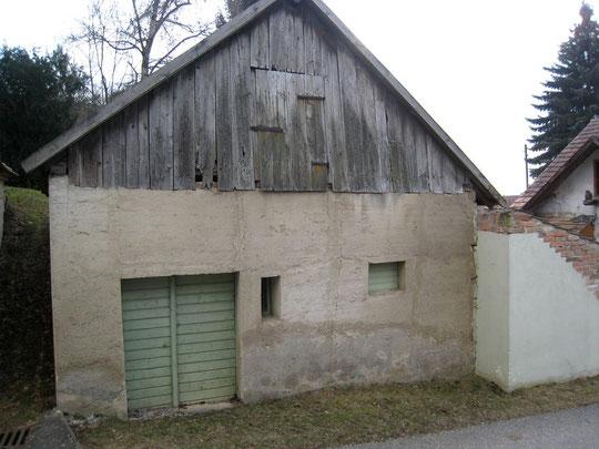 Kohlstatt - Presshaus von Ernst Inhauser