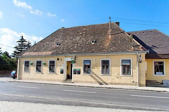 Hörersdorf: Altes Wirtshaus bis 2008 - Foto von Walter Koppensteiner